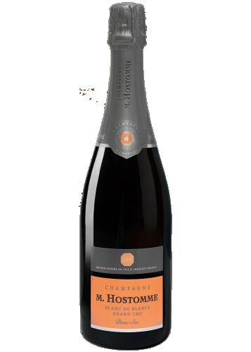 Hostomme Demi-Sec Blanc de Blancs Champagne AOC