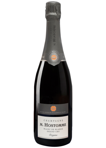 Hostomme Origine Blanc de Blancs Champagne AOC Grand Cru