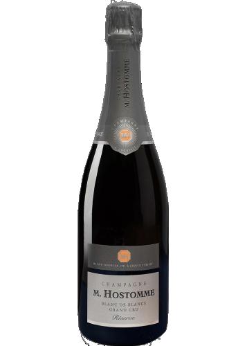 Hostomme Reserve Blanc de Blancs Brut Champagne AOC Grand Cru