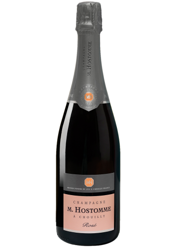 Hostomme Rose Brut Champagne AOC