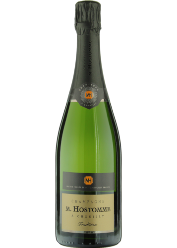Hostomme Tradition Brut Champagne AOC