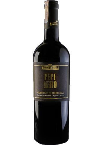 Pepe Nero Primitivo di Manduria DOP